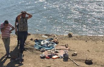 İnegöl'de 9 yaşındaki çocuk barajda boğuldu