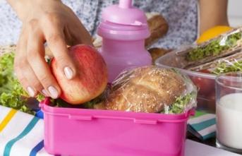 Çocuğunuzun beslenme çantasında neler olmalı