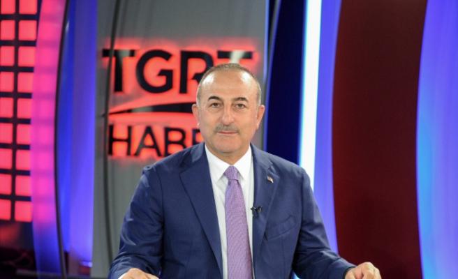 """Dışişleri Bakanı Mevlüt Çavuşoğlu: """"F-35'i vermedikleri zaman Türkiye başka alternatiflere yönelir"""""""