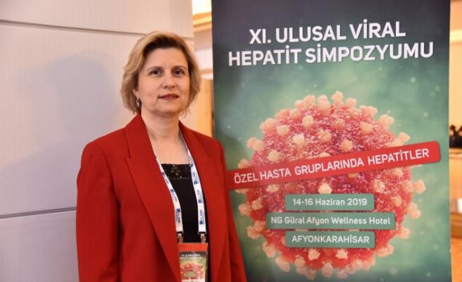 KLİMİK Derneği Viral Hepatit Çalışma Grubu Başkanı Prof. Neşe Demirtürk: