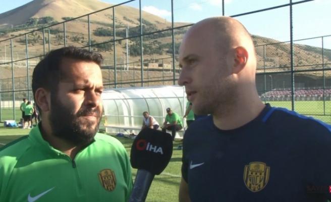 MKE Ankaragücü'nün Polonyalı Yıldızı Michal Pazdan: