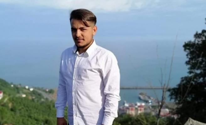 Trabzon'da maganda dehşeti