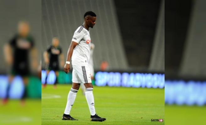 Beşiktaş Mirin'in ayrılığını açıkladı