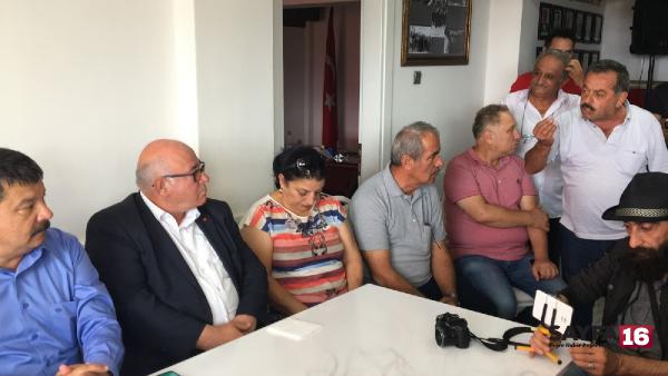 CHP Ereğli İlçe başkanlığında kongre iptal edildi, tartışma çıktı