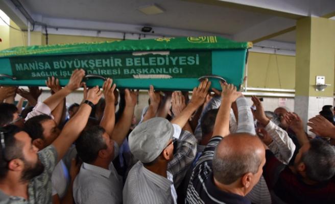 Milletvekili Aydemir'in babası son yolculuğuna uğurlandı