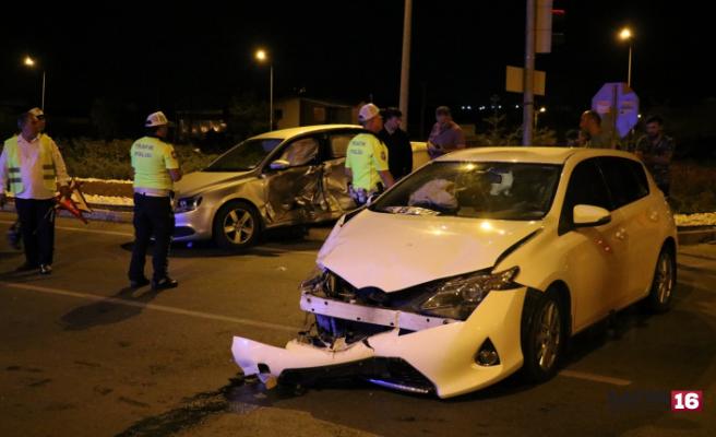 Sivas'ta kaza 20 yaralı