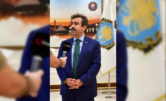 """Vali Güzeloğlu: """"Şeffaf, açık, hesap veren belediyeciliği tüm vatandaşlarıma taahhüt ediyorum"""""""