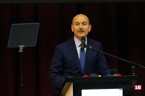 Bakan Soylu: Türkiye terör karşıtı politikalarında en başından beri samimi ve kararlıdır