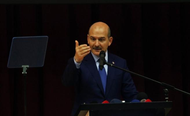 """İçişleri Bakanı Soylu: """"DEAŞ'ın da PKK'nın da YPG'nin de patronu aynı"""""""