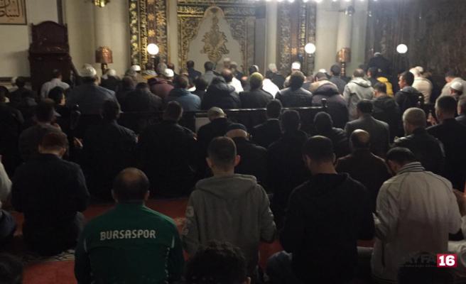 Tüm dualar Suriye'deki Mehmetçik için
