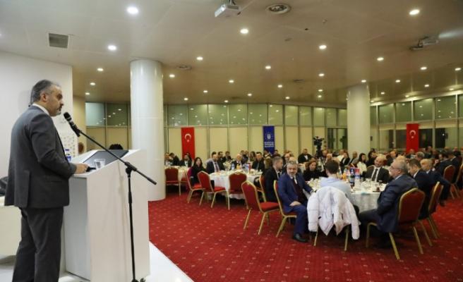 Bursa'da 'Babadan Evlada' buluşması