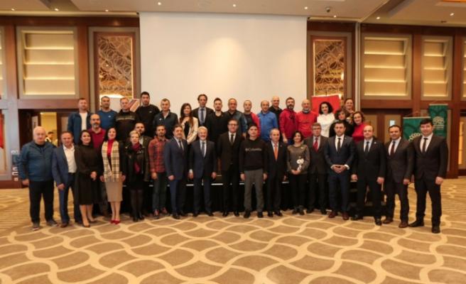 Bursa'nın dev spor organizasyonu için geri sayım başladı