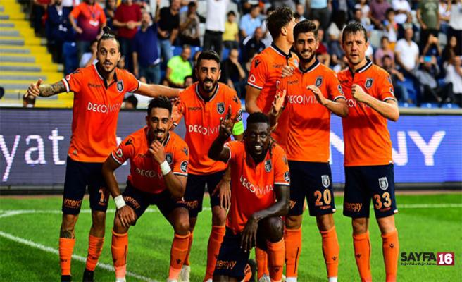 İlk maç Portekiz'de: Başakşehir Sporting Lizbon ile eşleşti