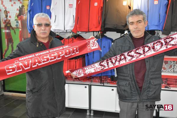 Sivas'ta, Fenerbahçe maçı heyecanı