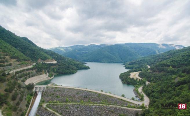 Uludağ'a yağan kar barajlara da yaradı