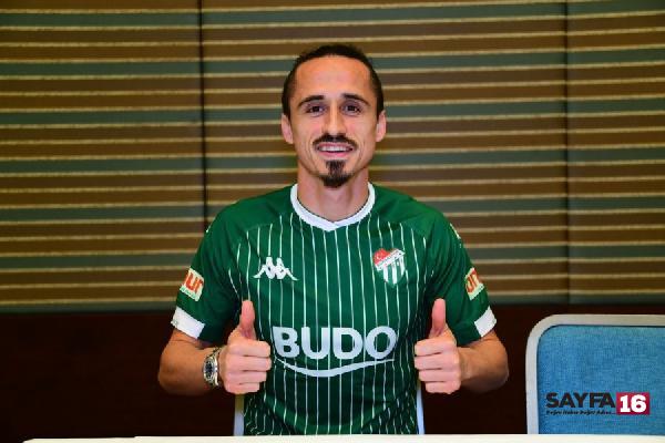 Bursaspor, Serdar Özkan ile anlaştı
