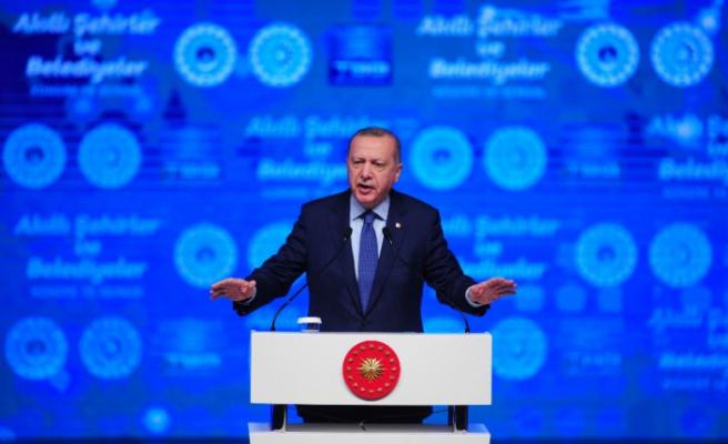 """Cumhurbaşkanı Erdoğan: """"Huzuru olmayan şehir akıllı şehir olsa ne olur"""""""