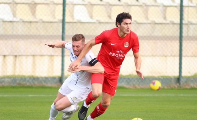 Hazırlık maçı: Antalyaspor: 2 - Fortuna Sittard: 1
