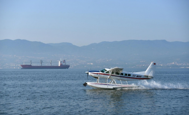 İzmit Körfezi'ni kirleten gemilere 13 milyon TL ceza kesildi