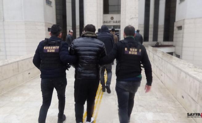 Savcılık tahliyelere itiraz etti, 5 zanlı tutuklandı