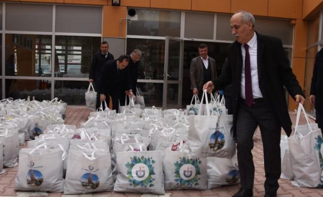 Yenişehir Belediyesi vatandaşların bütün ihtiyaçlarını karşılıyor