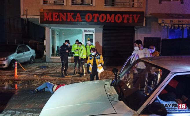 Bursa'da kanlı infaz: 2 kişi öldü