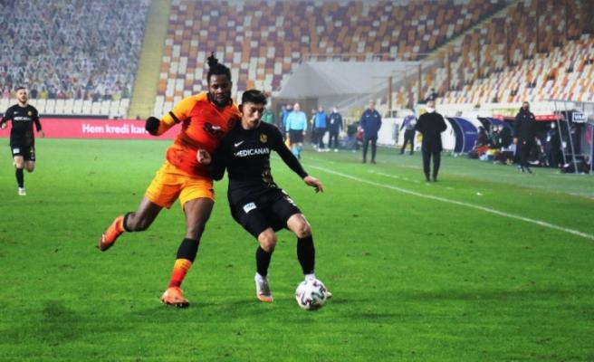 Galatasaray, Ziraat Türkiye Kupası'nda çeyrek finalde