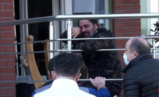 Şarkıcı Çılgın Sedat'ın evinde yangın çıktı