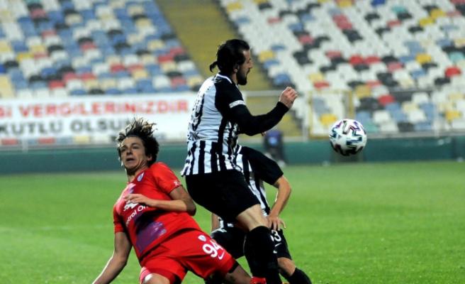 TFF 1. Lig: Altay: 1 - Altınordu: 3