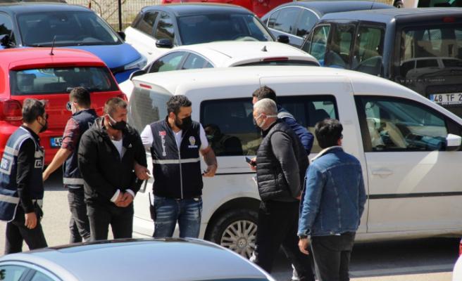 Bodrum'da kavgaya karışan Mustafa Üstündağ ve 4 kişi adliyeye sevk edildi
