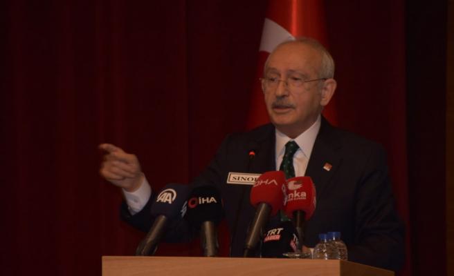"""CHP Genel Başkanı Kılıçdaroğlu: """"HDP ayrı parti, biz ayrı partiyiz"""""""