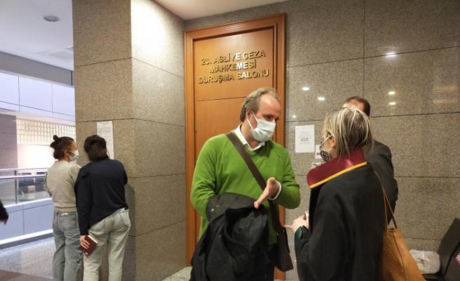 Cumhurbaşkanı Erdoğan ve Milletvekili Özlem Zengin'e hakaret eden sanık hakim karşısına çıktı