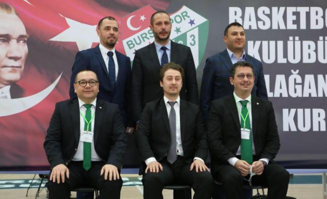 Frutti Extra Bursaspor'da görev dağılımı yapıldı