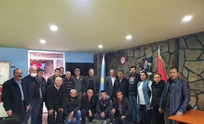 Yöneticiler istifa etti, İYİ Parti Alaşehir ilçe yönetimi düştü