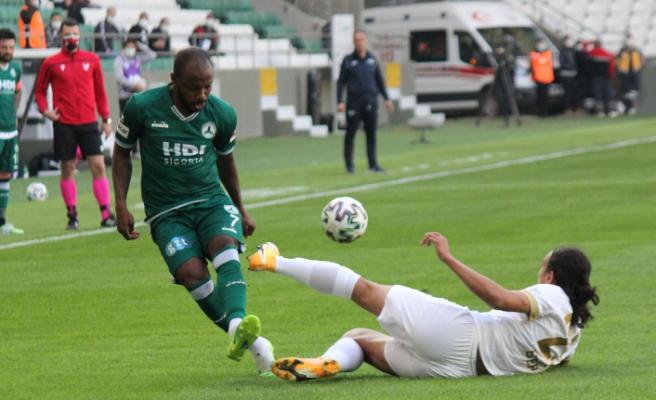 TFF 1. Lig: GZT Giresunspor: 3 - Akhisarspor: 0 (Maç sonucu)