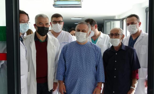 Trabzon'da uluslararası böbrek nakli