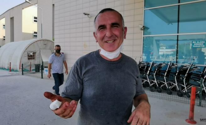 Bursa'da 89 acemi kasap hastanelik oldu