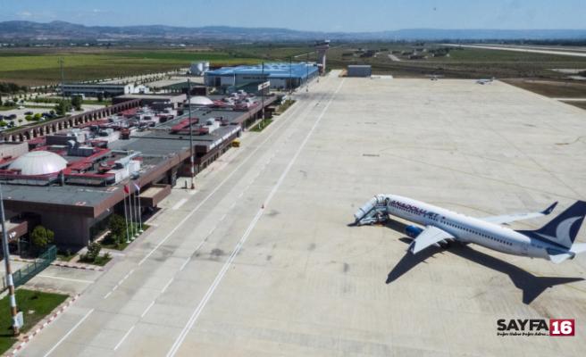 Milletvekili Esgin'den havalimanı çağrısı