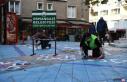 Osmangazi'nin sokakları sanatla buluşuyor