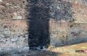 2 Bin 500 yıllık surlarda büyük saygısızlık