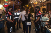 500 polisle Bursa'nın eğlence mekanları denetlendi
