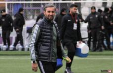 """Serkan Özbalta: """"Ligi ilk 6 içinde bitirmek için elimizden geleni yapacağız"""""""