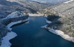 Toprağın ve suyun imdadına kar yetişti