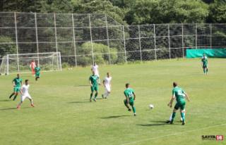 Alanyaspor, ligdeki rakibi Konyaspor'u 1-0 mağlup...