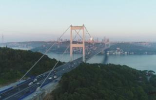 FSM Köprüsünde Asfalt Çalışması Sona Erdi.