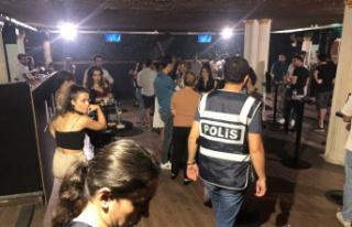 Bursa polisi denetimlerine devam ediyor