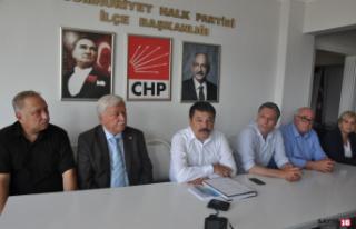 CHP Ereğli İlçe Teşkilatı yönetimine kayyum...