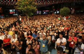Devrekliler, Edip Akbayram konseri ile coştu