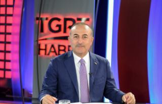 """Bakan Çavuşoğlu: """"Tersine adım atılırsa..."""