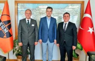 Milletvekili Mustafa Esgin'den ulaşım projelerine...